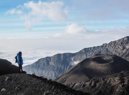 Ol'Doinyo'Orok (The Black Mountain)