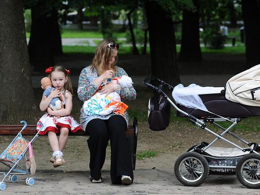 Безработным родителям в сентябре выплатят по 3 тыс. руб. на ребенка