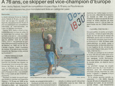 Article - Ouest-France - 02/02/2020