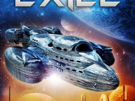 "A Sneak Peek Inside ""Exile"""