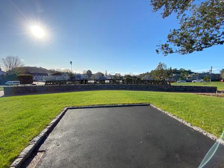 Cornwall Park Panel Mock-up's