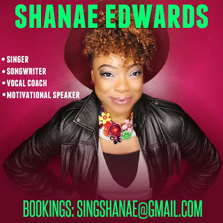 Shanae Edwards Is A Prominent Gospel Recording Artist And Writer