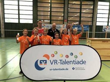 VR-Talentiade-Verbandsentscheid