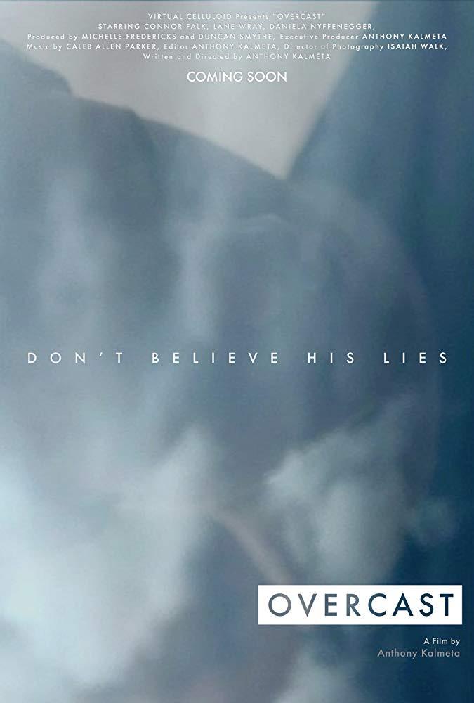 Overcast short film poster