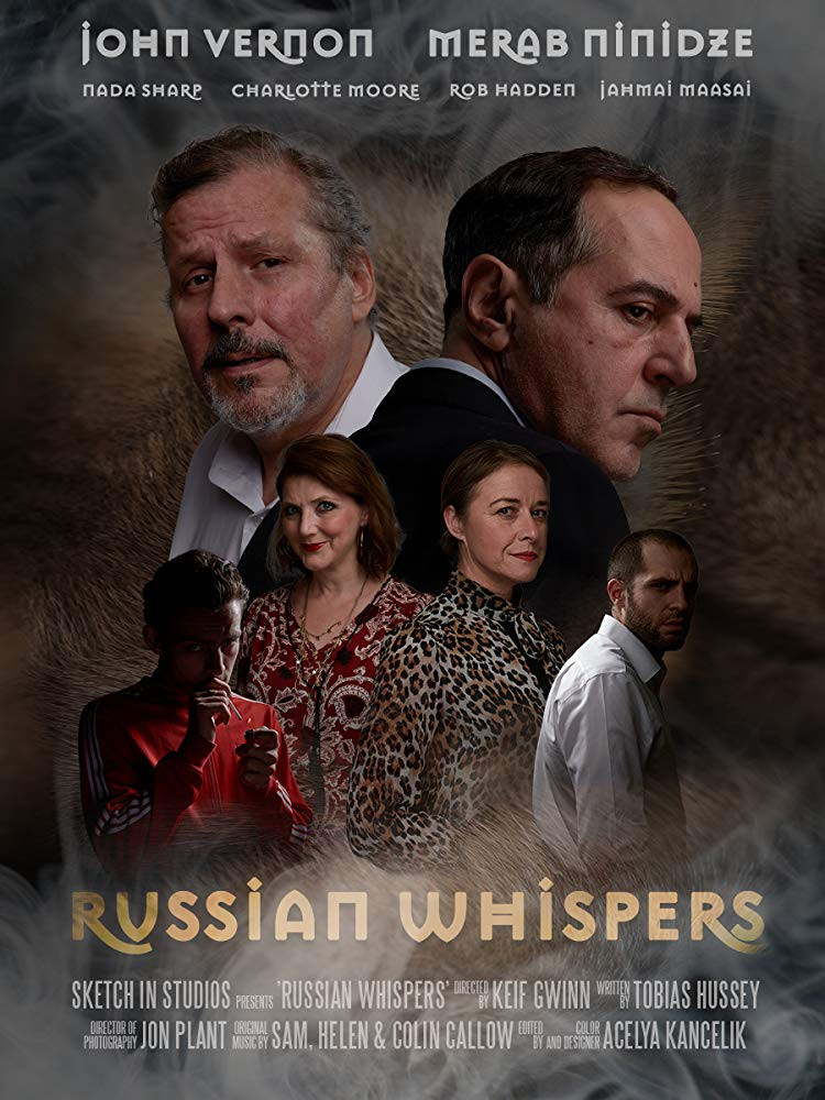 Russian Whispers short film review