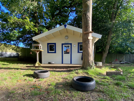 Ketton Road: Forest School Monday's