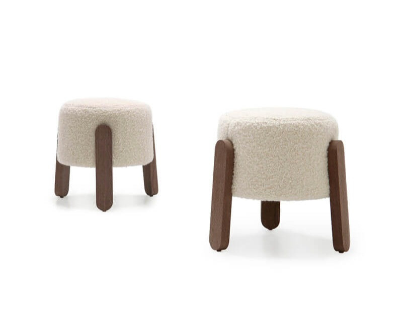 Sustainable Design - Furniture - Verellen Lou Stool