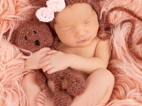 Las sesiones Newborn