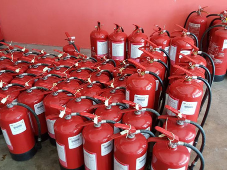 Types,Advantages And Disadvantages of Fire Extinguishers