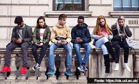 Mídias sociais e saúde mental dos adolescentes