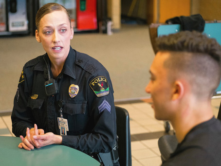 Resource officers vital in helping students succeed, Grand Forks educators say - Grand Forks Herald