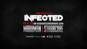 Tonight on Exode Records Radio [Infected show]