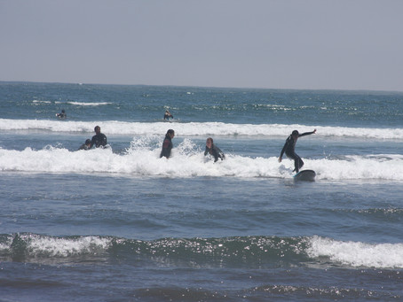 Winter Surf Sessions