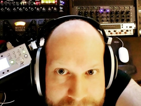 Tracking Tips: Recording at Home with Chris Frasco