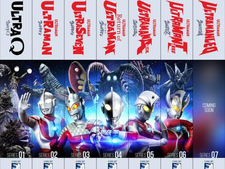 Mill Creek Announces Ultraman Taro for Blu-Ray on Jan 12, 2021.