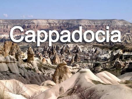 9 lugares a visitar en Cappadocia, Turquía