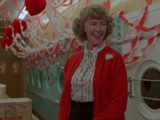 The lovely launderette in My Bloody Valentine (1981)