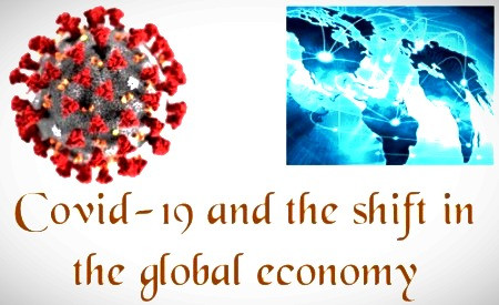 Covid-19 and the shift in the global economy from eConsult business.