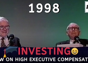 Collection: Warren Buffett - #93 Investing 'View on High Executive Compensation'