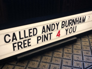 How did Andy Burnham become the so called 'King of The North'?