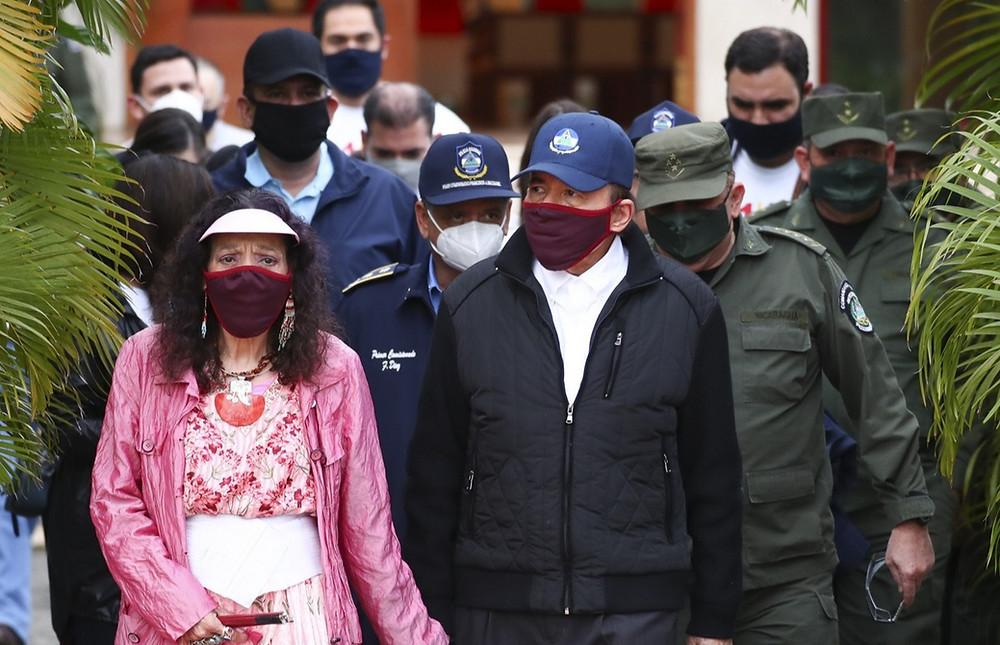 Daniel Ortega y su Gabinete dieron su brazo a torcer ante la Covid-19 - Fotografía de El 19 Digital por Jairo Cajina