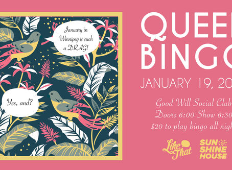 Queer Bingo: Duets