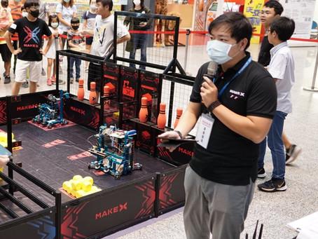 【教案沙龍】CyberPi編程學習遊戲機 研習工作坊