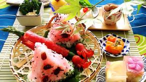 北海道式お赤飯 de オトナのママゴト