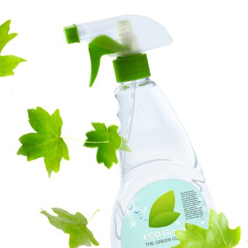 Plastic-Free July Challenge #10: Try DIY Cleaning Spray 🌿