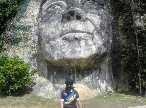 Cara del Indio, Isabela