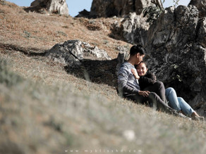 { Marius + Chez } Treasure Mountain Prenup | Engagement Photo Shoot Philippines