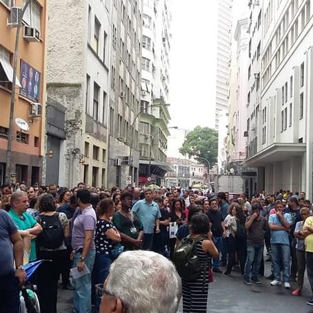 CARTA ABERTA | EM DEFESA DOS SERVIDORES DO INPI