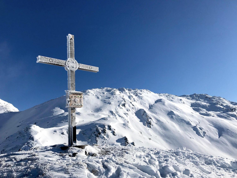 Gipfelkreuz, Lanner Kreuz