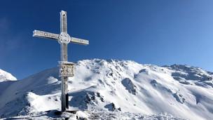 Lanner Kreuz, Wattener Lizum - 2.412m