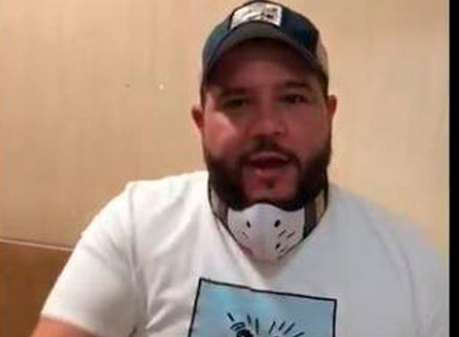 Jacobo Bucaram fue detenido en Colombia, según su defensa