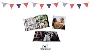 Fotobooks para conservar recuerdos