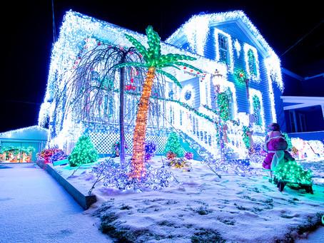 The Lights = Christmas Magic!