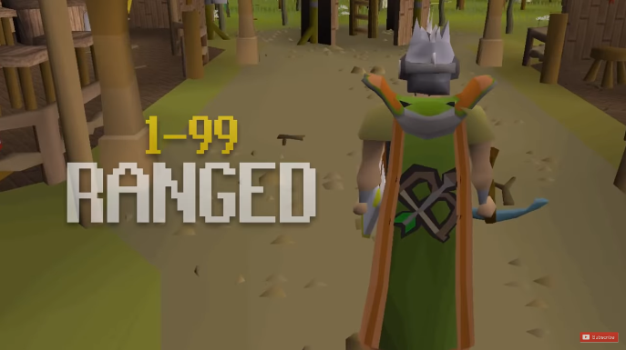 Theoatrixs 1 99 Ranged Guide OSRS