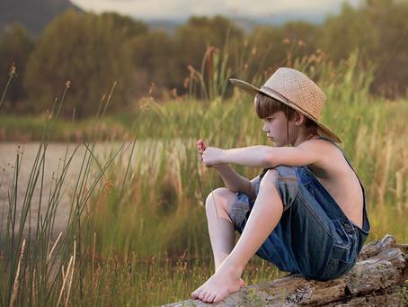 В США в рыбных местах вновь появятся мальчики в соломенных шляпах