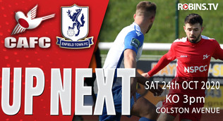 Enfield up next at Fort Colston Avenue (SOLD OUT)