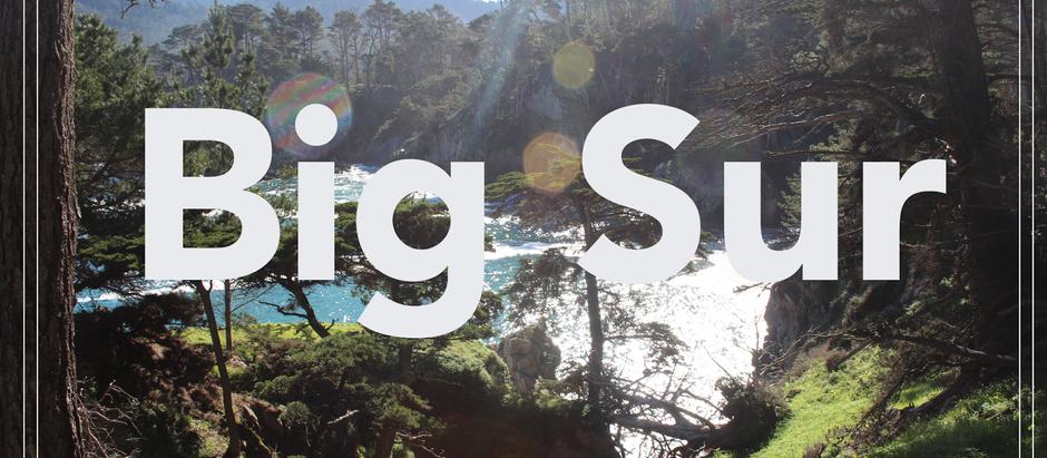 The Psychedelic Wonderland of Big Sur