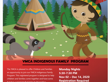 YMCA Calgary Indigenous Programs