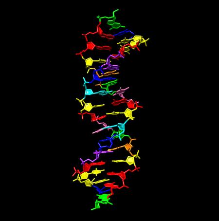 Bilim İnsanları DNA'yı yeniden yazdı