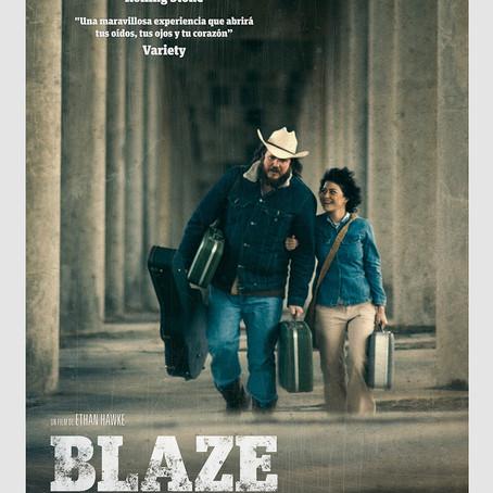BLAZE de Ethan Hawke próximo estreno 24 de Mayo en cines