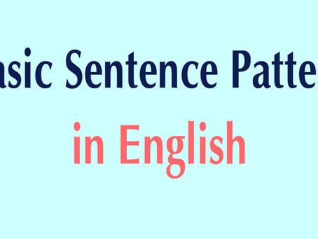 İngilizce Cümle Kurma