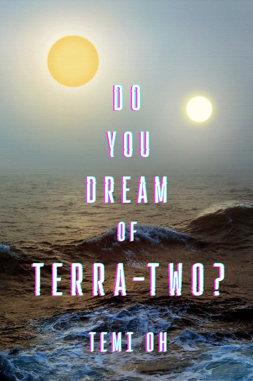 Do You Dream of Terra-Two? by Temi Oh : the book slut reviews