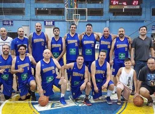 Guanabara disputará final do Estadual Master de Basquete em Livramento