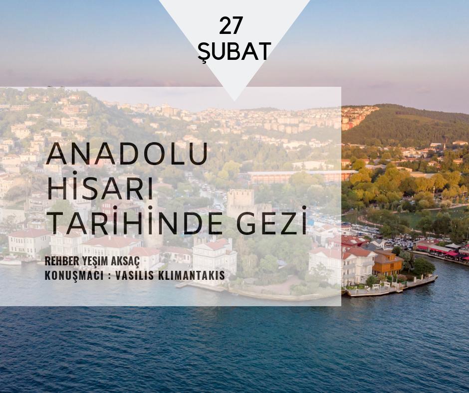 Anadolu Hisarı |GeziBahcesi Seyahat Gezi Blogu