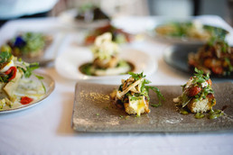 Evening tapas available all week at Steenberg's Bistro Sixteen82.