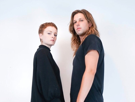 """Isaac & Robi Share a Message of Healing in Their Ethereal Ballad, """"Third Eye"""""""